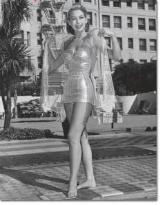 The Gold Swimsuit of 1951