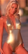 Gold Swimsuit of today